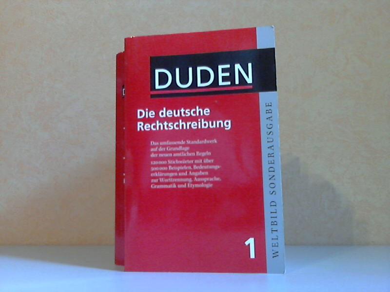 Duden Band 1: Die deutsche Rechtschreibung