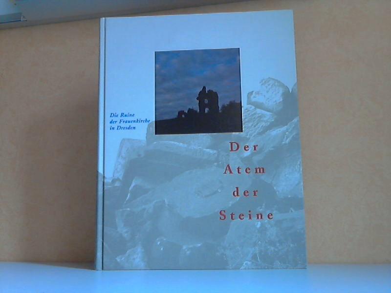Der Atem der Steine - Die Ruine der Frauenkirche in Dresden Hans Strehlow (Fotos)