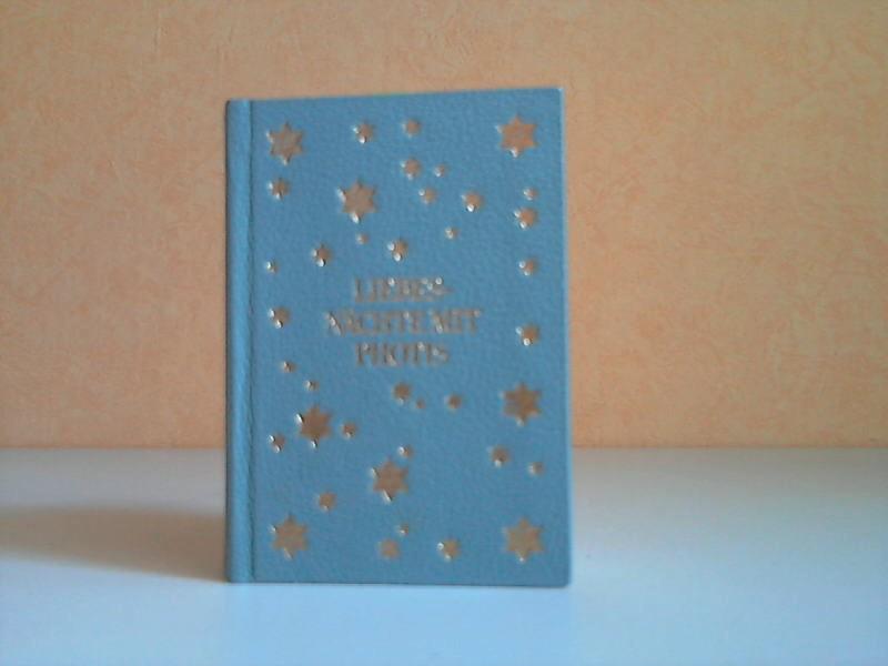 Apuleius. Liebesnächte mit Photis und andere unerhörte Begebenheiten (Miniaturbuch) Mit 11 Illustrationen von Uwe Häntsch