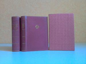 Die Abenteuer der Fanny Hill erster und zweiter Band (Miniaturbücher) 2 Bücher im Einschub