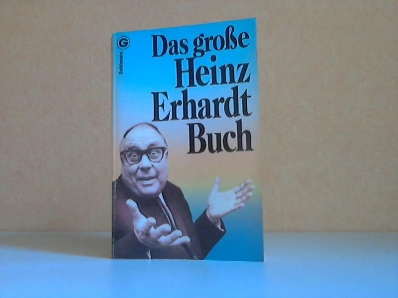 Das große Heinz Erhardt Buch Mit Illustrationen von Dieter Harzig