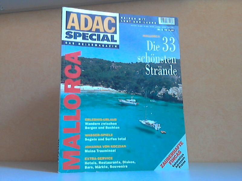 ADAC Special 1 /96: Mallorca Reisen mit Lust und Laune