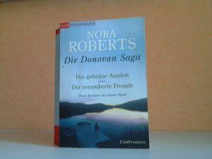 DIE DONOVAN SAGA: Das geheime Amulett - Der verzauberte Fremde Zwei Romane in einem Band