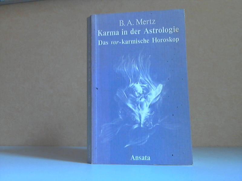Karma in der Astrologie - Das vor-karmische Horoskop Grafiken von Christiane Eisler