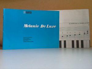 Melanie De Luxe - Betriebsanleitung