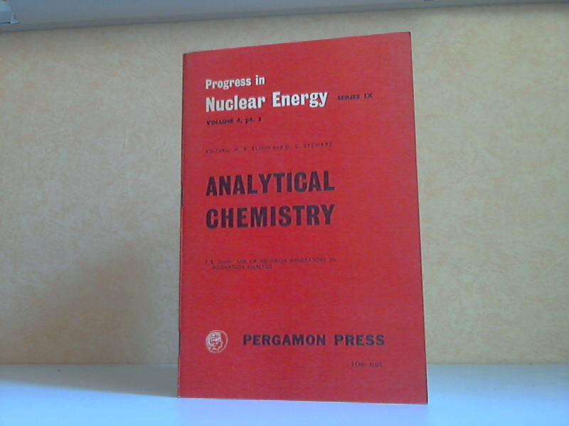 Analytical Chemistry Volume 4, Part 3