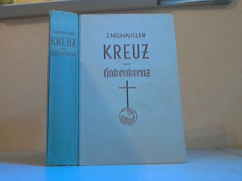 Kreuz und Hakenkreuz erster und zweiter Teil - Der Kampf des Nationalsozialismus gegen die katholische Kirche und der kirchliche Widerstand in einem Buch