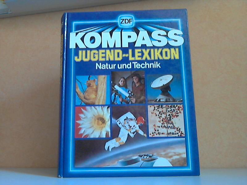Kompass Jugend-Lexikon. - Natur und Technik. Begleitbuch zur deutschsprachigen Produktion nach dem amerikanischen Orginal. 3-2-1 Contact.