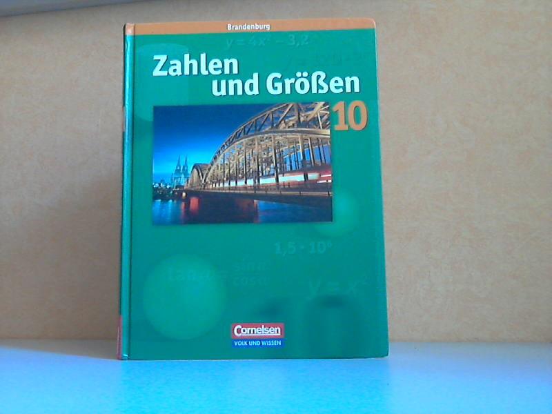 Zahlen und Größen 10. Brandenburg