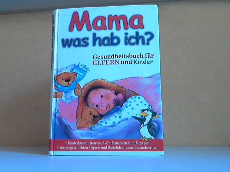 Mama was hab ich? Illustration und Typographie: Konny Riedl