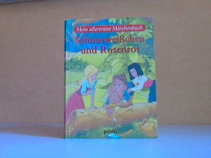 Schneeweißchen und Rosenrot - Mein allererstes Märchenbuch