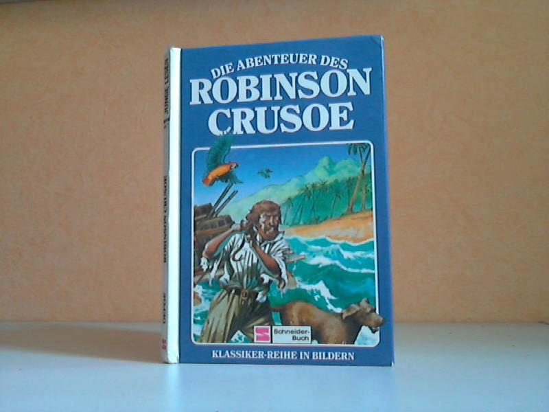 Die Abenteuer des Robinson Crusoe Illustriert von Peter Dennis