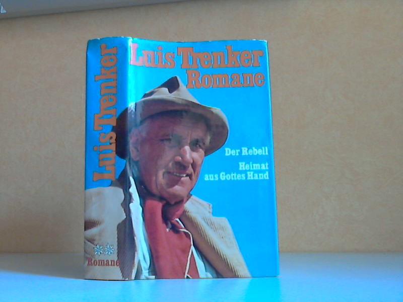 Der Rebell - Heimat aus Gottes Hand Zwei Romane in einem Buch