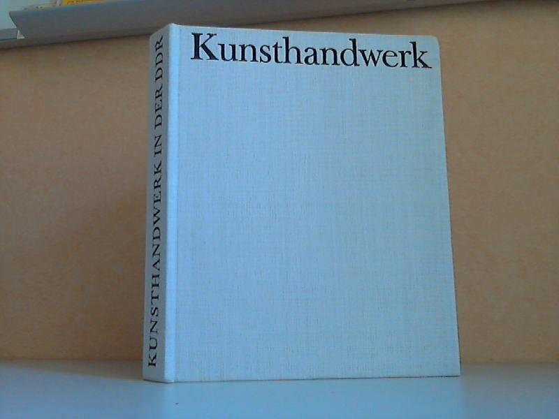 Kunsthandwerk in der Deutschen Demokratischen Republik