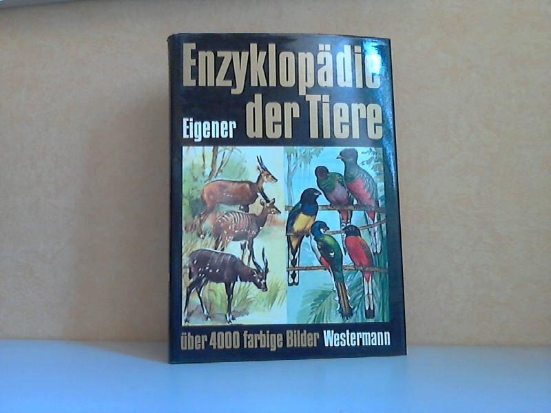 Enzyklopädie der Tiere Band 2