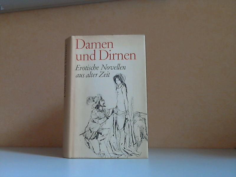 Damen und Dirnen - Novellen aus alter Zeit Illustriert von Otto Cleve