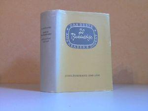 Das Beste aus Reader´s Dígest Jubiläumsband 1948 - 1958 - 20 Buchauszüge aus 10 Jahren