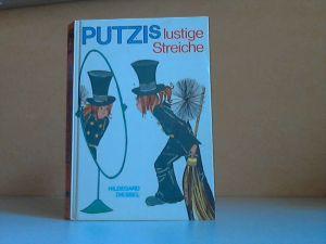 Putzis lustige Streiche illustriert von Ute Martin