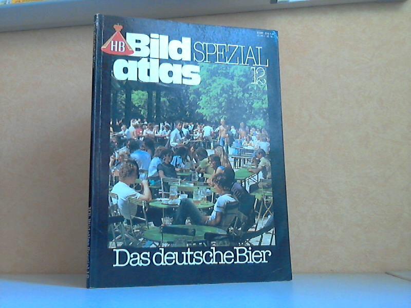 HB Bildatlas Spezial Nr. 12: Das deutsche Bier