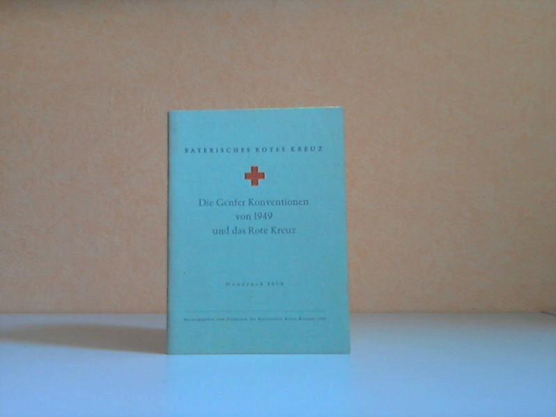 Die Genfer Konventionen von 1949 und das Rote Kreuz