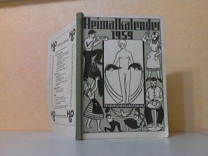 Heimatkalender 1959 für den Kreis Bad Liebenwerda
