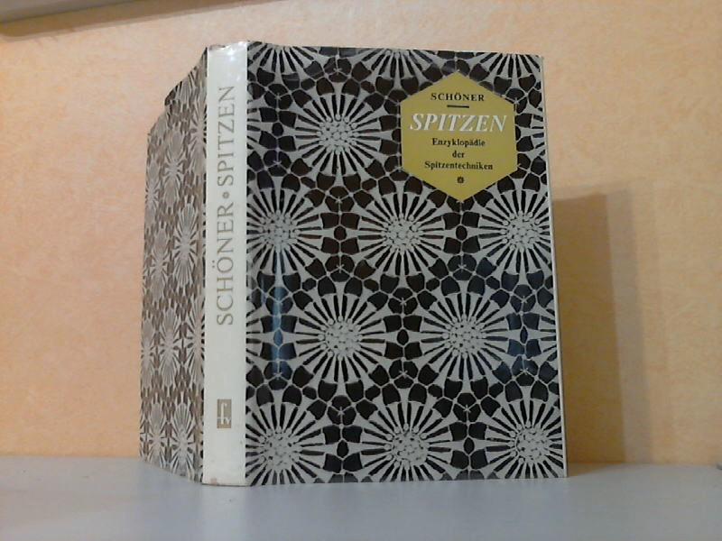 Spitzen - Enzyklopädie der Spitzentechniken mit 517Bildern