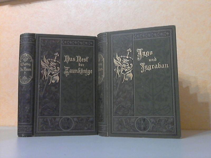 Die Ahnen - Band 1, 2 2 Bücher