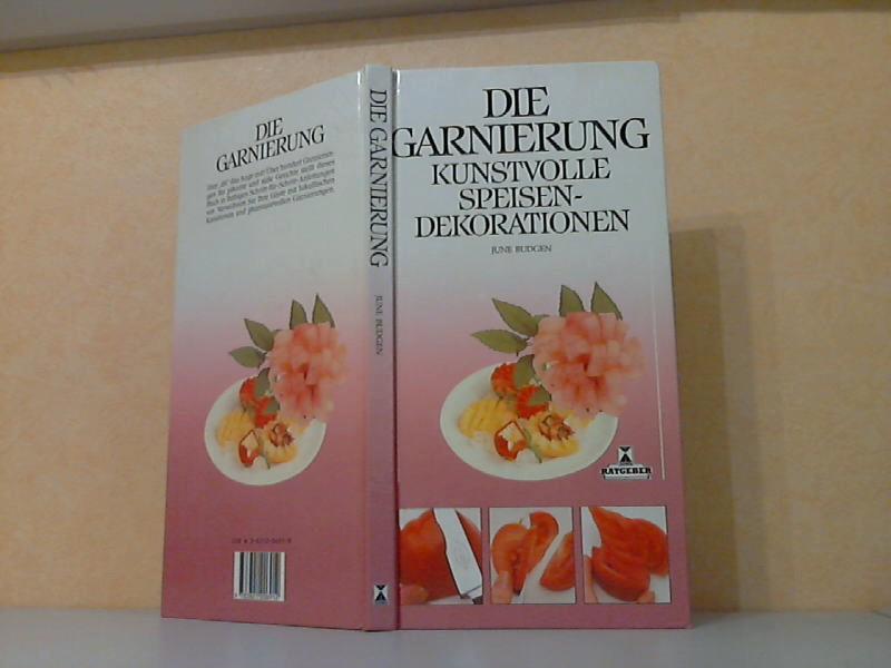 Die Garnierung - Kunstvolle Speisendekorationen