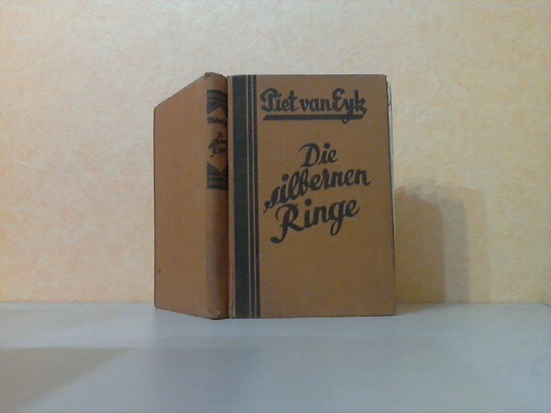 Die silbernen Ringe - Kriminalroman