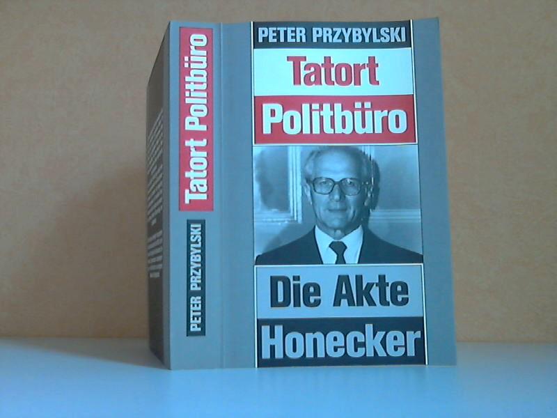 Tatort Politbüro - Die Akte Honecker
