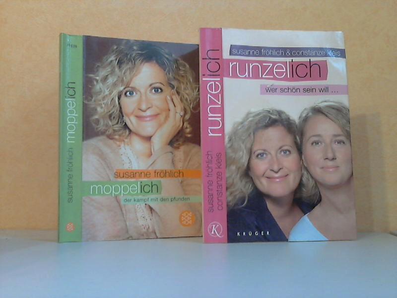 Moppel-Ich, Der Kampf mit den Pfunden - Runzel-Ich, Wer schön sein will ... 2 Bücher