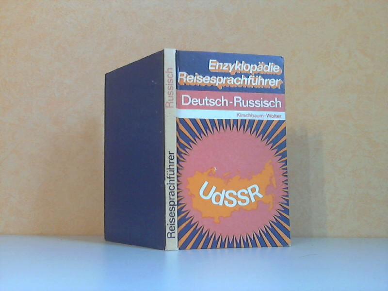 Enzyklopädie-Reisesprachführer Deutsch-Russisch