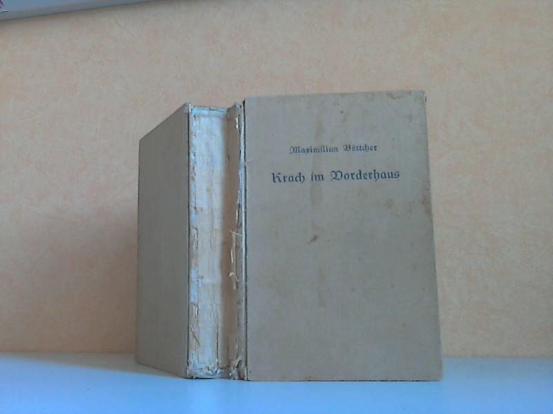 Krach im Vorderhaus - Ein Berliner Roman