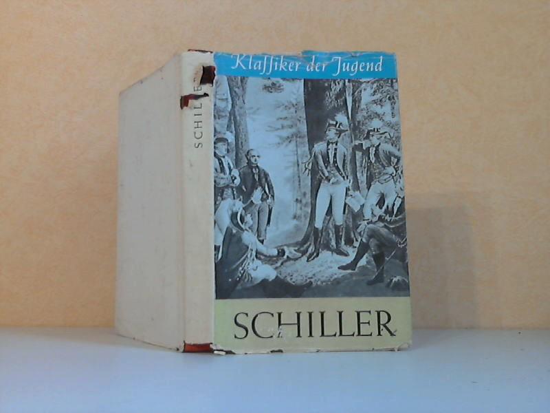 Schiller - Eine Einführung in Leben und Werk unter besonderer Berücksichtigung seiner Jugendzeit