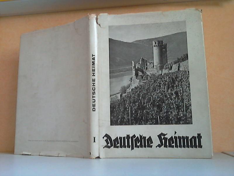 Deutsche Heimat - Sammelalbum der Zigarettenfabrik Yramos - Dresden