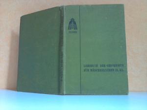 Lehrbuch der Geschichte für die zweite Klasse der Mädchenlyzeen Mit 40 Abbildungen und 5 Karten