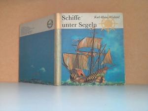 Schiffe unter Segeln