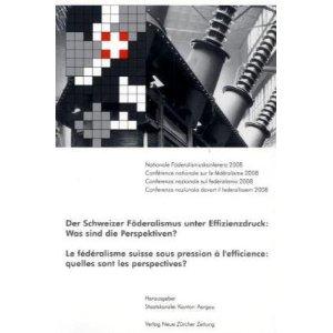 Der Schweizer Föderalismus unter Effizienzdruck:Was sind die Perspektiven?