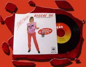 Single Riki Sorga: Reggae OK (engl. Version)