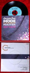 Single Depeche Mode: Master Servant  (Mute INT 111 821) D 1984