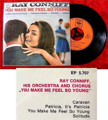 EP Ray Conniff: You make me feel so young