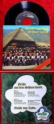 EP Grüße aus dem Schwarzwald (Intercord) D 1974