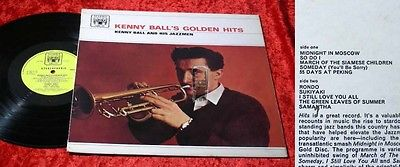 LP Kenny Ball's Golden Hits (1966)