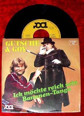 Single Gutsche & Goy: Ich möchte reich sein