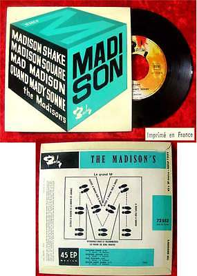 EP The Madison´s: Madison