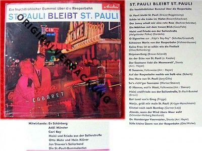 LP St. Pauli bleibt St. Pauli - Neuware OVP!!!