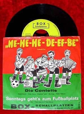 Single Contetts: He He He De-Ef-Be / Sonntags geht´s zum Fußballplatz /Box 75220