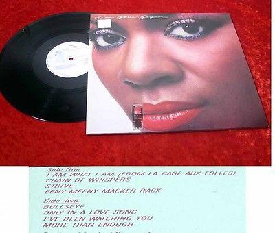 LP Gloria Gaynor: I Am