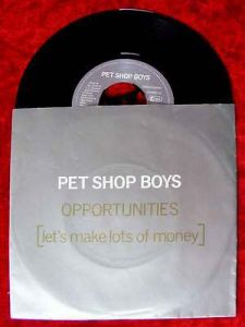 Single Pet Shop Boys: Opportunities