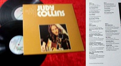 2LP Judy Collins: Most Beautiful Songs Of...